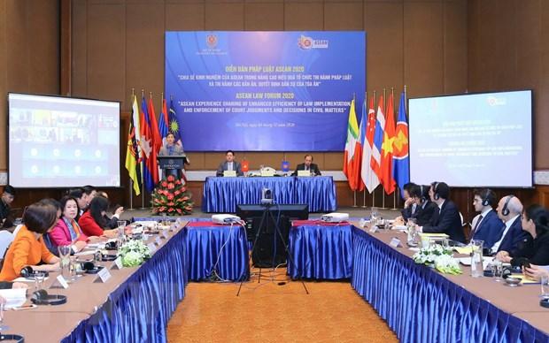 ASEAN chia sẻ kinh nghiệm nâng cao hiệu quả