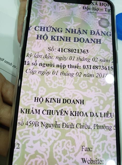 Vien tham my US International Clinic chi duoc cap phep kham da lieu 20181217 141857 1545032209 width472height640